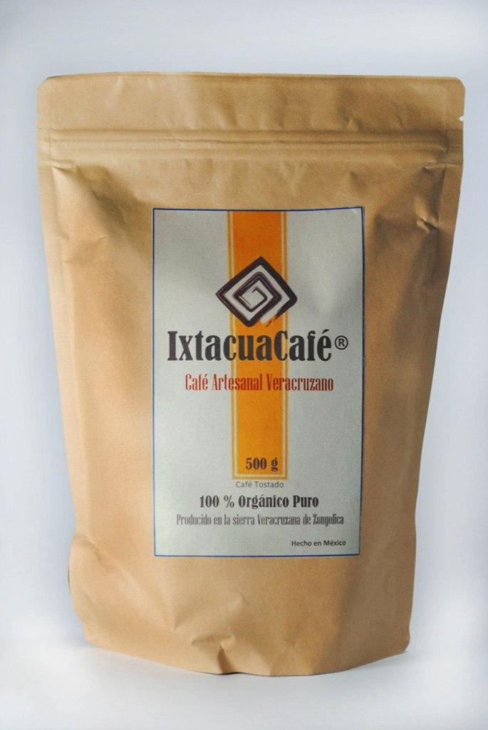 Café Artesanal Orgánico en Bolsa de 500g
